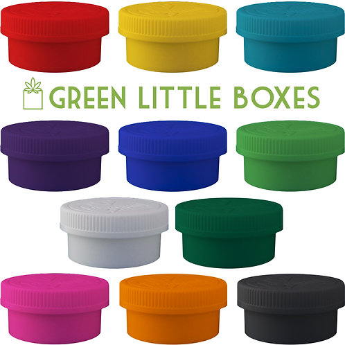 Child resistant | cannabis packaging | child resistant cannabis packaging | marijuana packaging | colored cannabis packaging