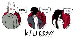 killers看板