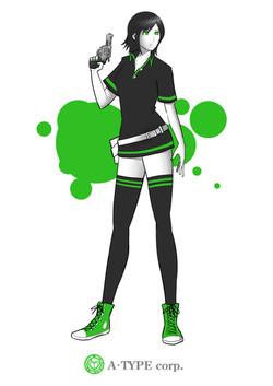緑リメイク