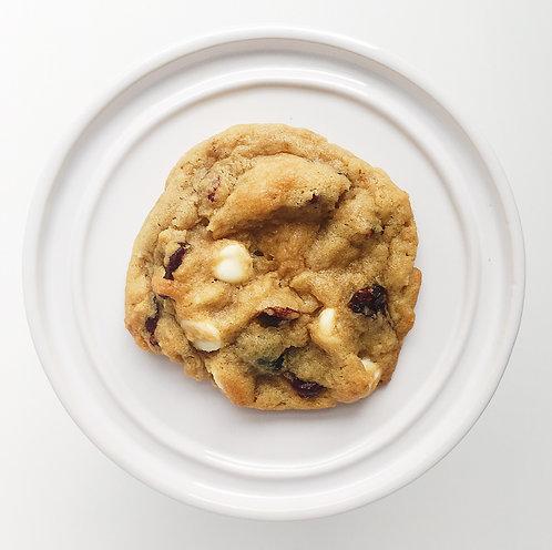 cookie.SARATOGA Cran-Orange White Chocolate Chip