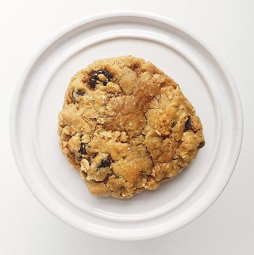cookie.SARATOGA Oatmeal Raisin