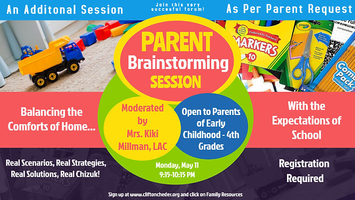 EC- 1st Parent Brainstorming - Made with