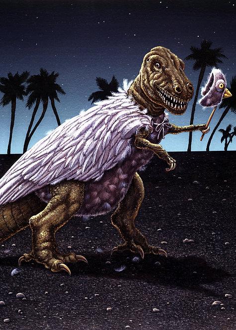 Dinosaur Mascarade
