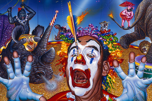 Nightmare at the Circus