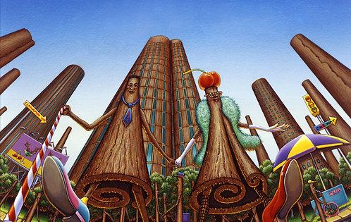Cinnamon People