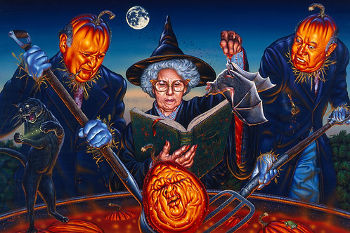 Pumpkin Slaves