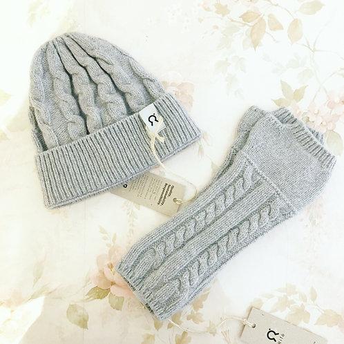 Winter Warmer Bundle - Lime Grey