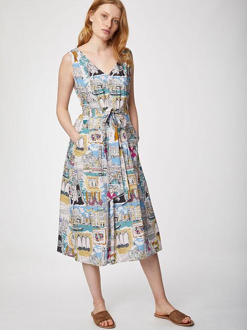 Veriena Midi Dress