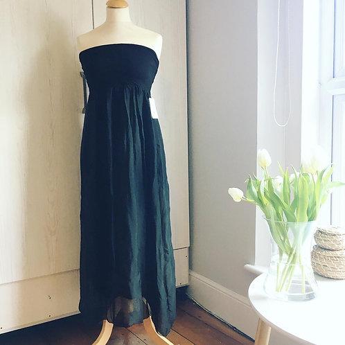 Silk Two-way Skirt