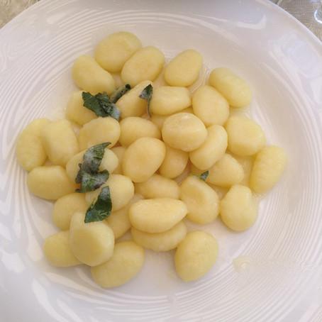 TASTE / Stefano's Recipe for Gnocchi