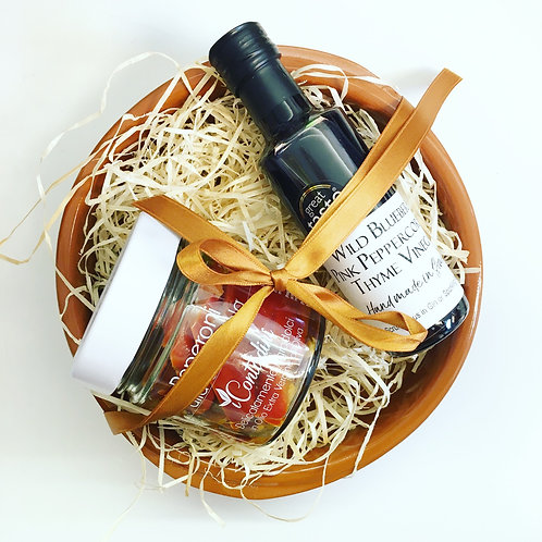 Olive and Rosy Gift Set