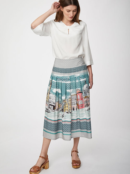 Canaletto Midi Skirt