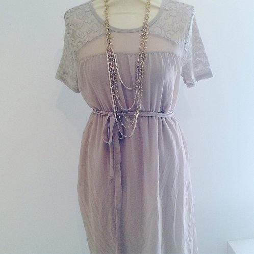 Dusky pink floaty dress by Intimissimi