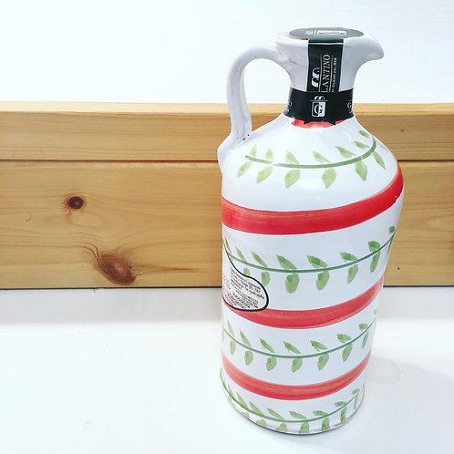 Galantino Olive Oil in Ceramic Jar