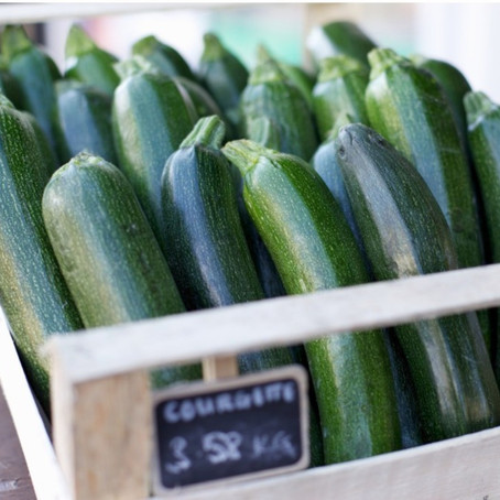 TASTE / How to preserve Courgettes