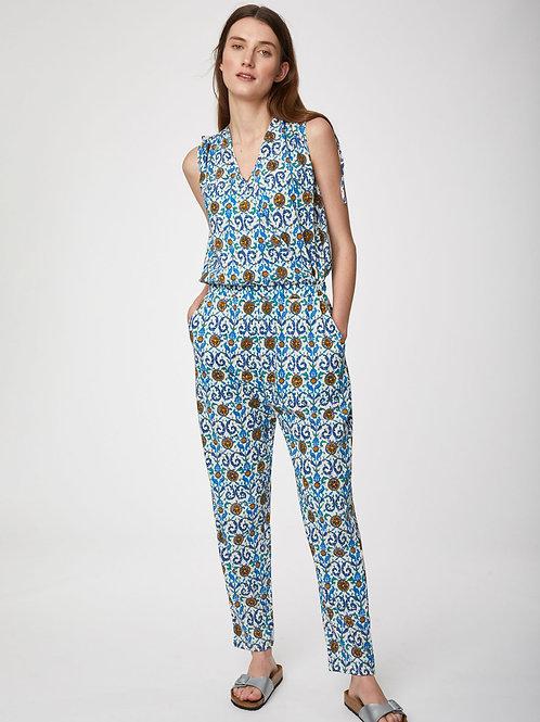 Maria Organic Cotton Jumpsuit