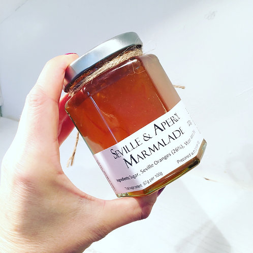 Bumblee's Seville and Aperol Marmalade