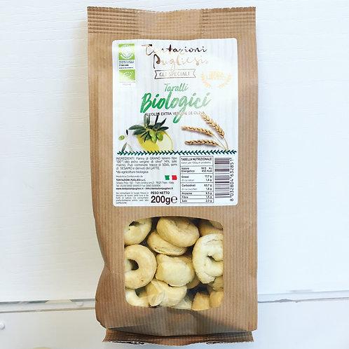 Organic Taralli Crackers