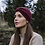Thumbnail: Recycled Cashmere Headband in Bordeaux