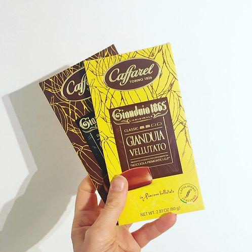 Caffarel Gianduia 1865 Chocolate