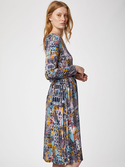 Dorothia Bamboo Midi Dress