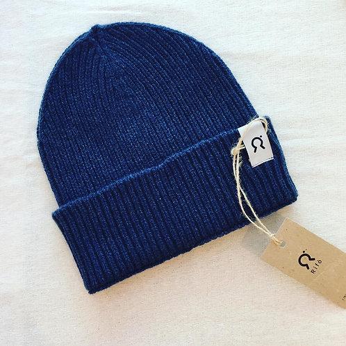 Marcello Hat in Juniper Blue