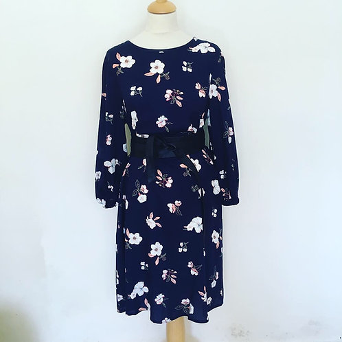 Origano Navy Dress
