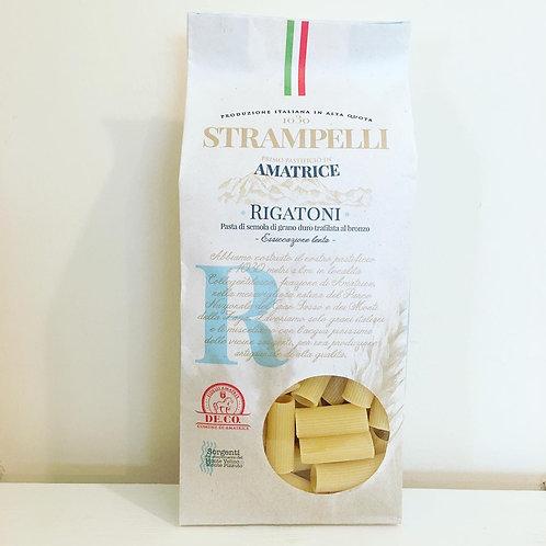 Strampelli Rigatoni Pasta