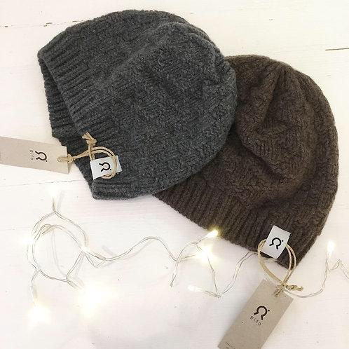Ugo Nut Brown Hat