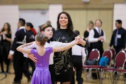 Ballroom Dance Youth
