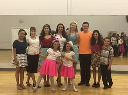 Showcase Ballroom Dance
