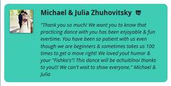 Michael & Julia