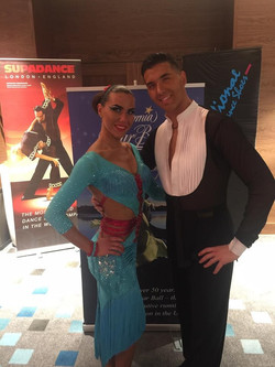 Adult Ballroom Competition