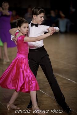 Youth Ballroom Dance