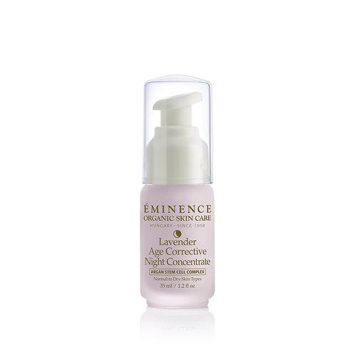 Eminence Organics Lavender Age Corrective Night Concentrate