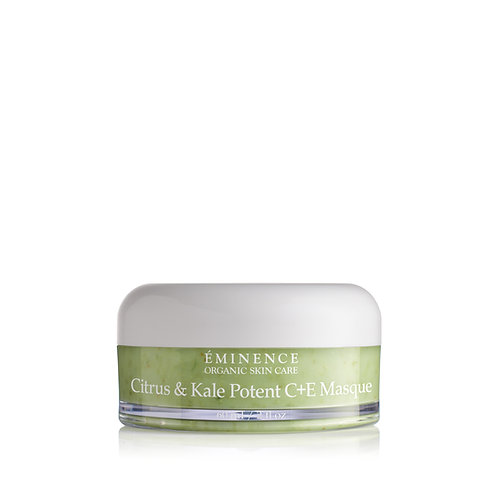 Eminence Organics Citrus & Kale Potent C+E Masque