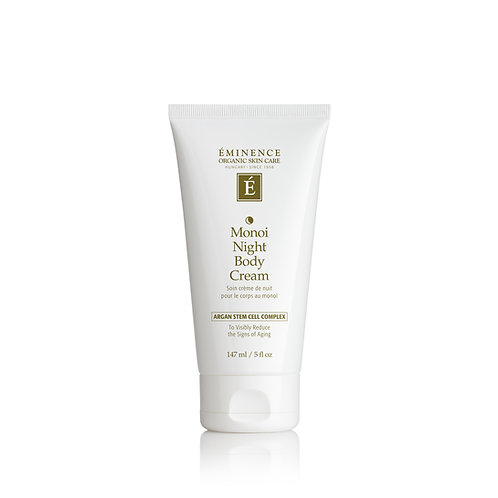 Eminence Organics Monoi Age Corrective Night Body Cream