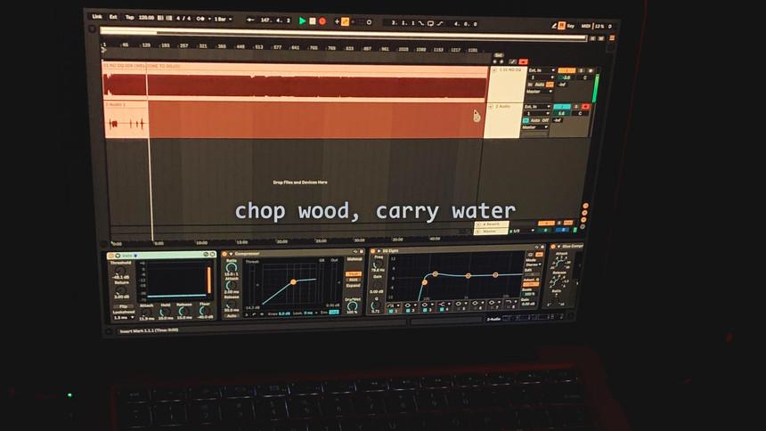 """CWCW 006: """"SADE CHOP"""""""
