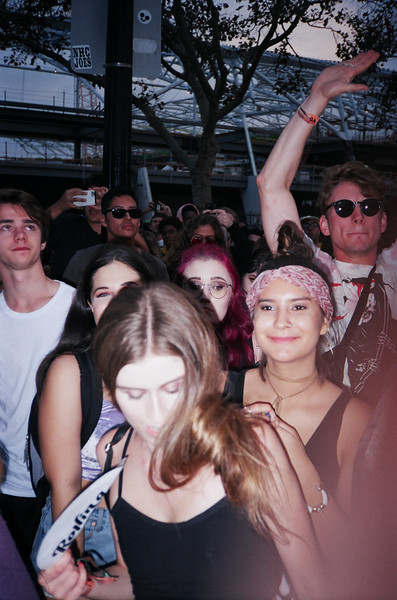 COOL RANDOM 11: IN THE CROWD