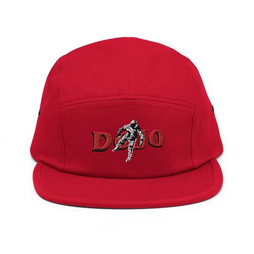 ASTRONAUT LOGO HAT —RED