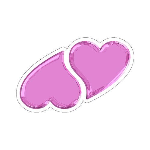 LOVAMON HEART STICKER