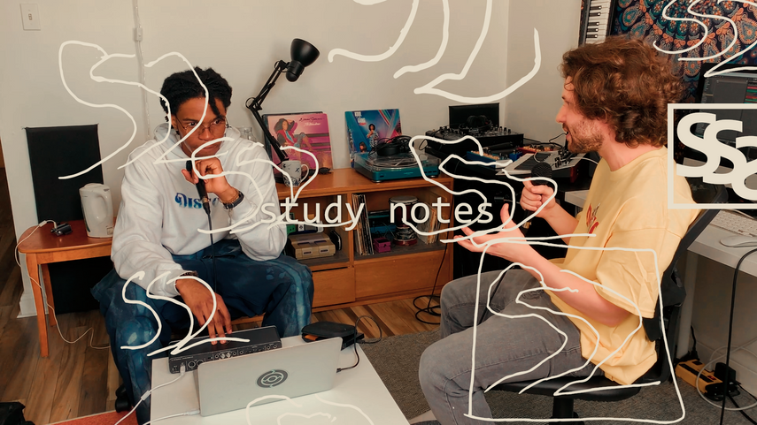 VIDEO // SS2: study notes