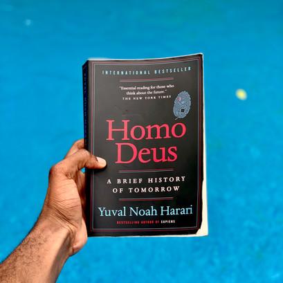 """HOMO DEUS"" by YUVAL NOAH HARARI"