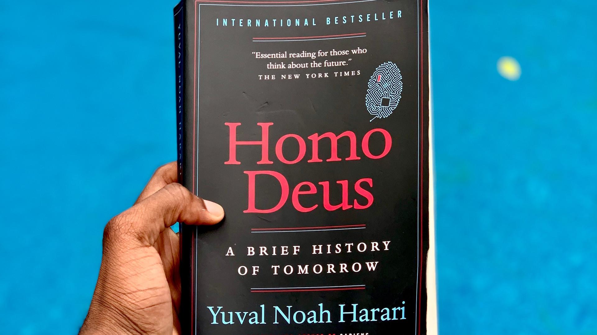 """HOMO DEUS"" NOTES"