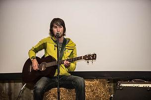 Live at Cream O' the Croft 2016