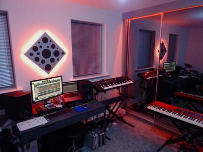 Will's Home Studio Setup