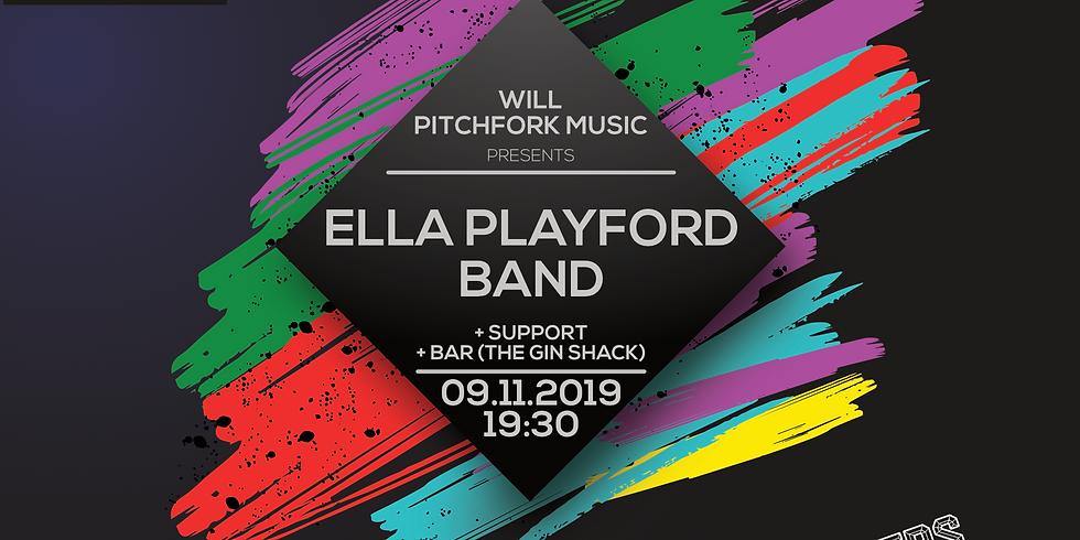Corn Exchange Sessions - Ella Playford Band