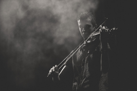 Will Pitchfork Violin