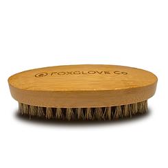 Beard Brush - 100% Boar Hair and Bamboo