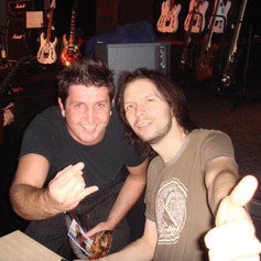 Racer X/ Mr. Big legend Paul Gilbert